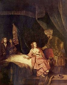 Potiphar's wife